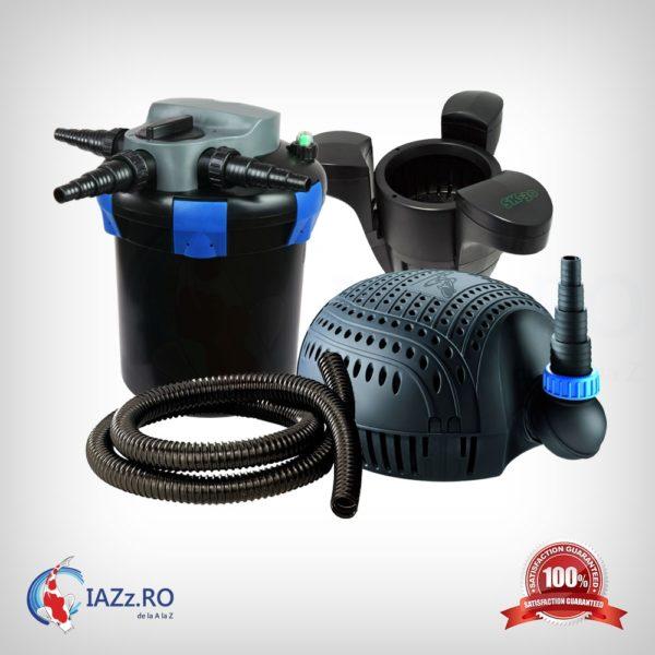 Set filtrare iaz 6000 litri model 3