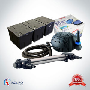 Set filtrare iaz 90000 litri model 2