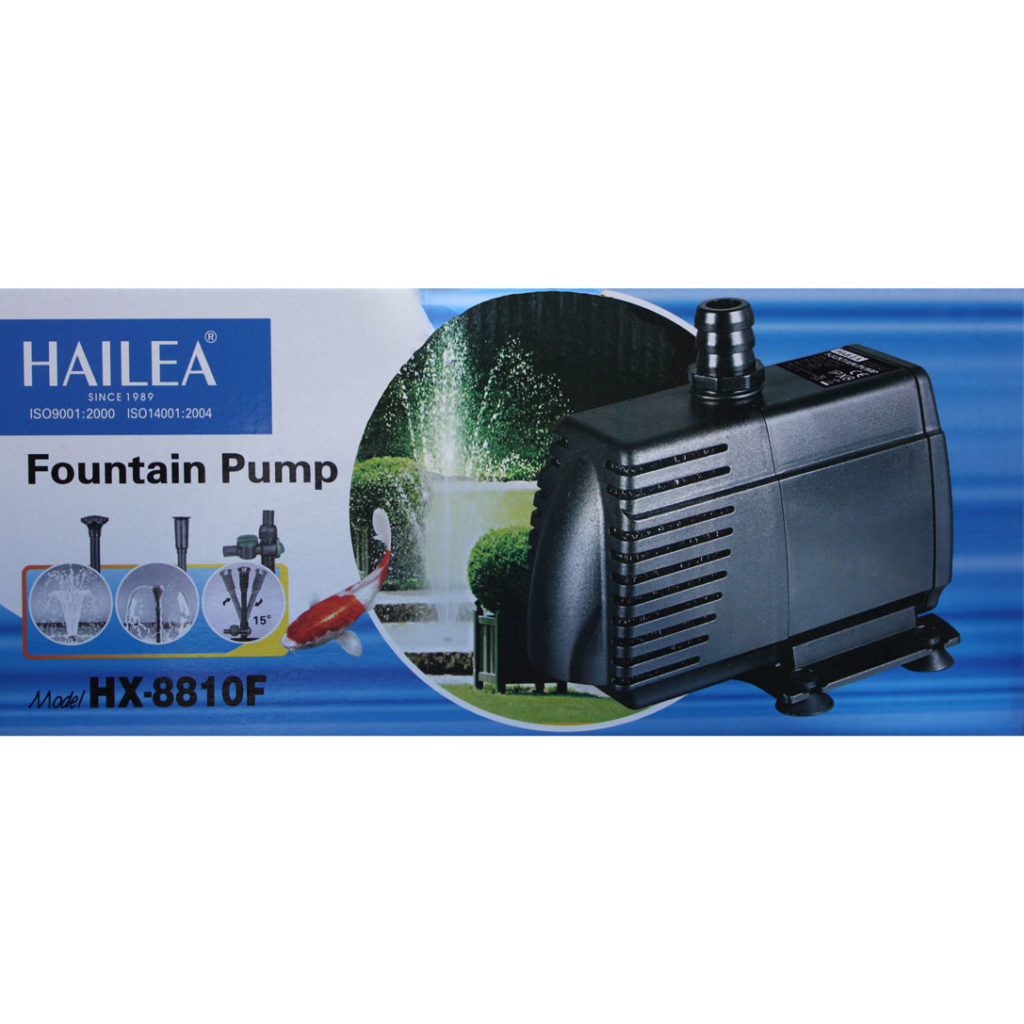 pompa iaz Hailea