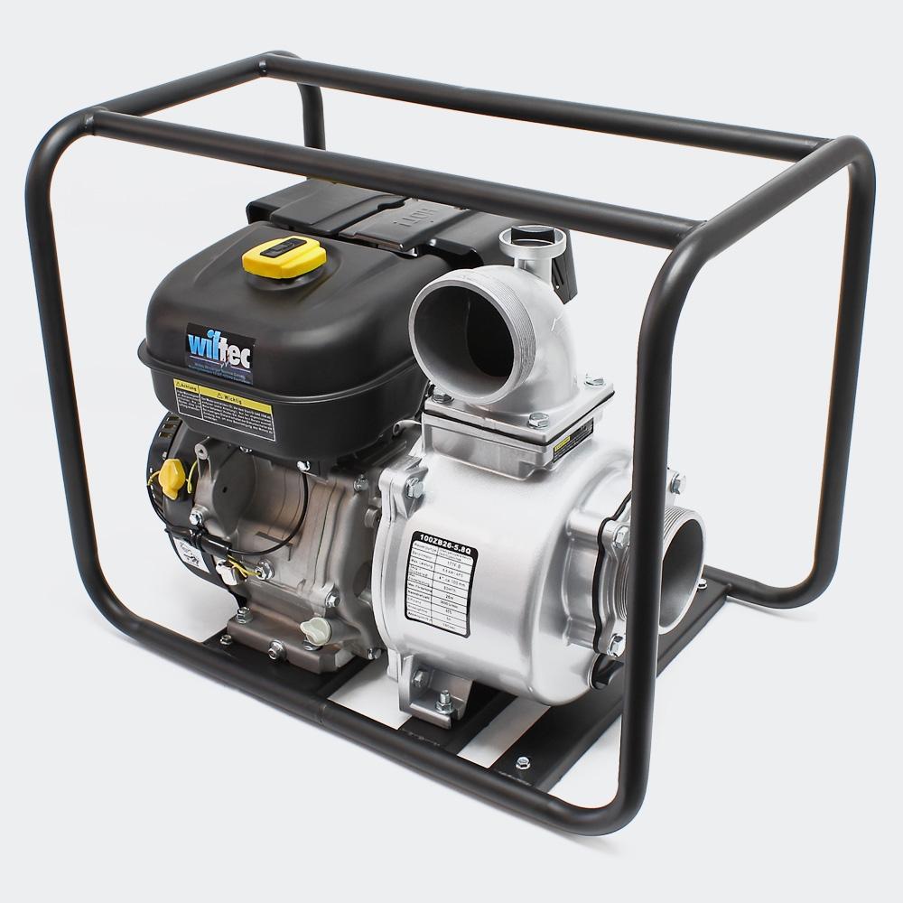 Motopompa de apa pe benzina 80m³/h Lifan