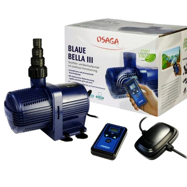 OSAGA Blue Bella 3