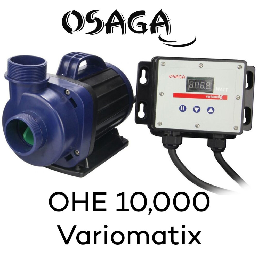Osaga OHE 10000 Variomatix
